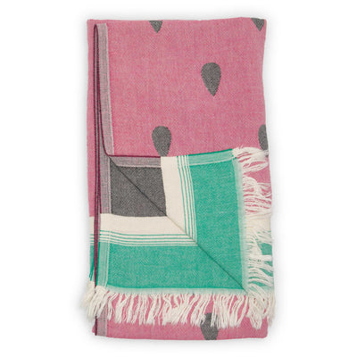pokoloko-watermelon-jacquard-turkish-towel-folded-with-flipped-forner