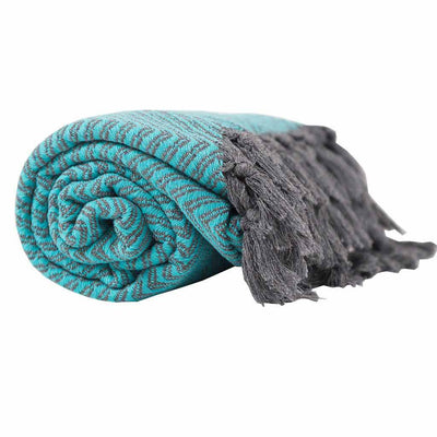 teal-fishbone-turkish-towel-pokoloko