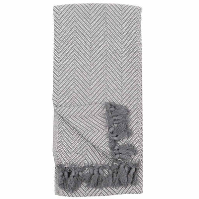 white-grey-fishbone-turkish-towel-pokoloko
