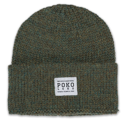 pokoloko-alpaca-fisherman-hat-pine-green-color-product-shot-in-studio