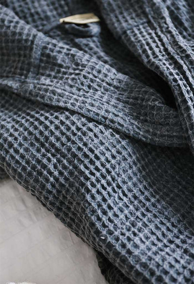 waffle-robe-stonewashed-cotton-close-side-shot-pokoloko