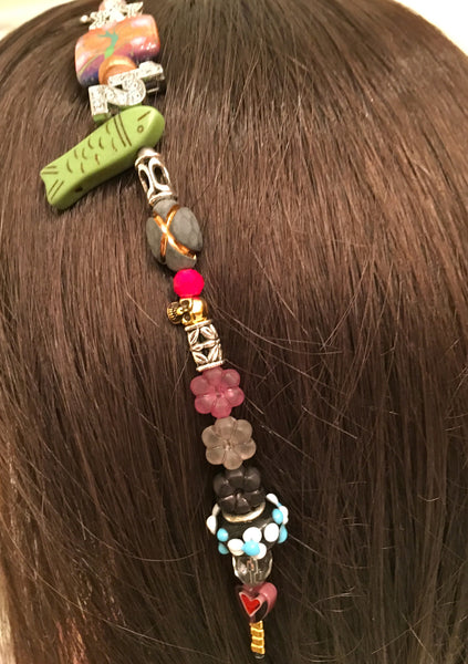 Bible Jewelry Hair Clip