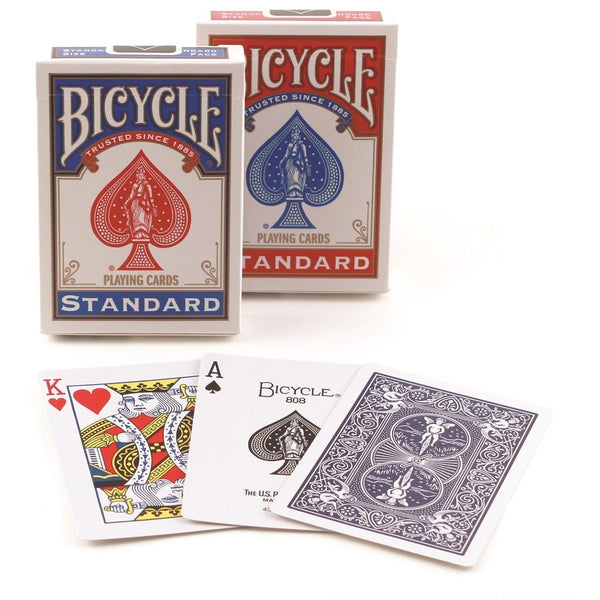 Bicycle Standard Index Playing Cards (Pack of 2)