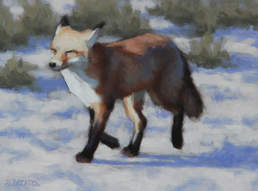 Outfoxed: A Celebration of Fox Art