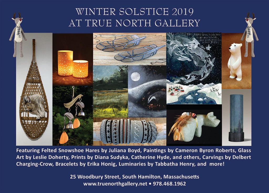 ART FOR THE WINTER SOLSTICE
