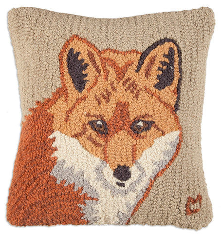 Fox Pillow - True North Gallery