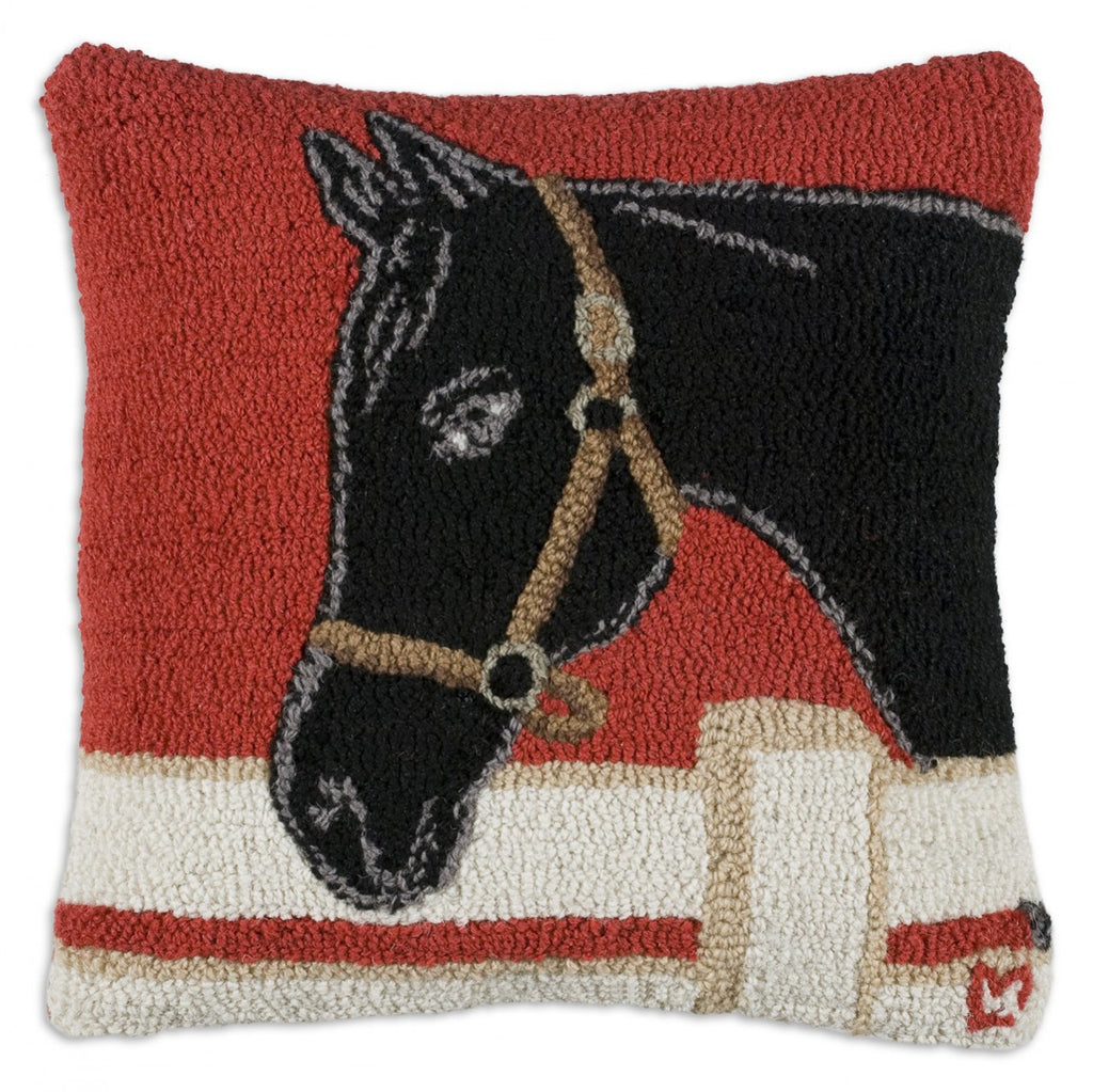 Show Horse Pillow - True North Gallery