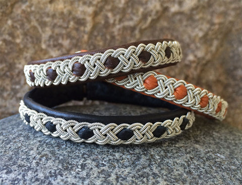 "Sámi Bracelet ""Aliden"" - True North Gallery"