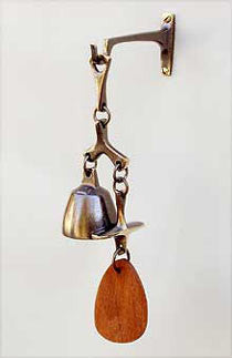 2-Inch Wind Bell - True North Gallery