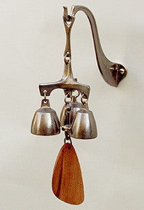 Triple Wind Bell - True North Gallery