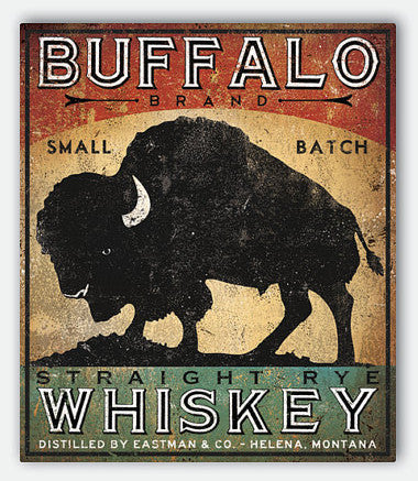 Buffalo Whiskey - True North Gallery