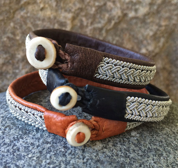 "Sámi Bracelet ""Corfu"" - True North Gallery"