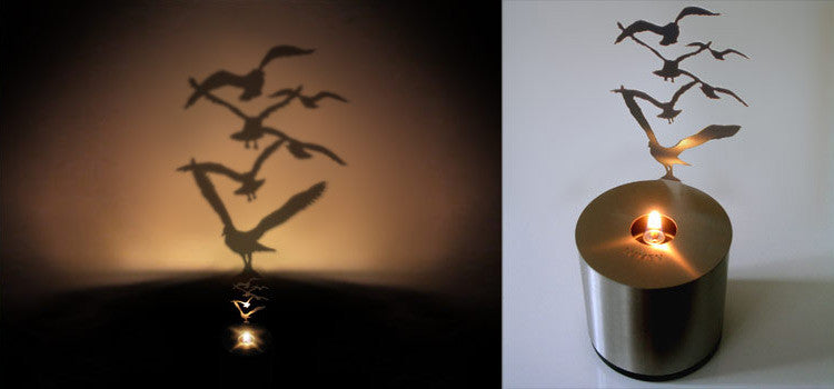 "Shadow Lantern: ""Flock"" - True North Gallery"