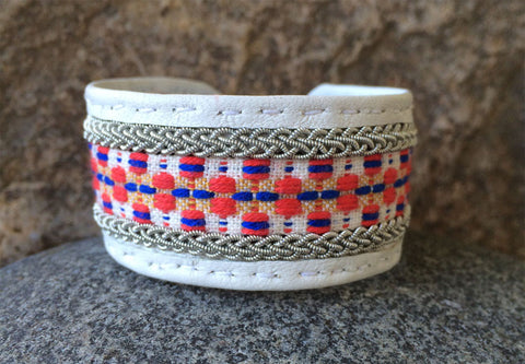 Sámi Ribbon-Insert Bracelet - True North Gallery