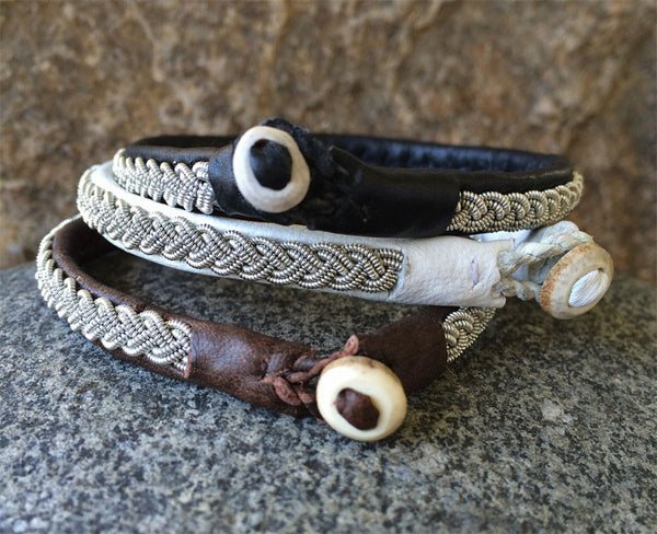 "Sámi Bracelet ""Vete"" - True North Gallery"