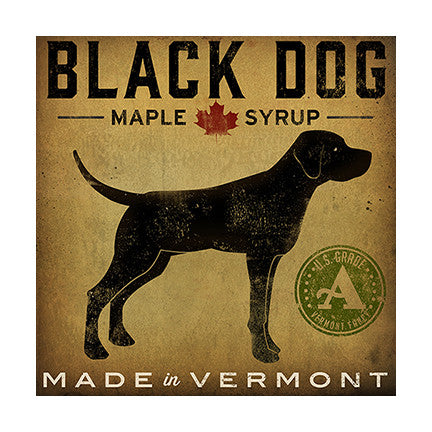 Black Dog Maple Syrup