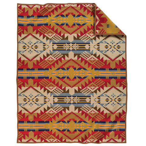 "Pendleton ""Journey West"" Blanket (Robe Size) - True North Gallery"