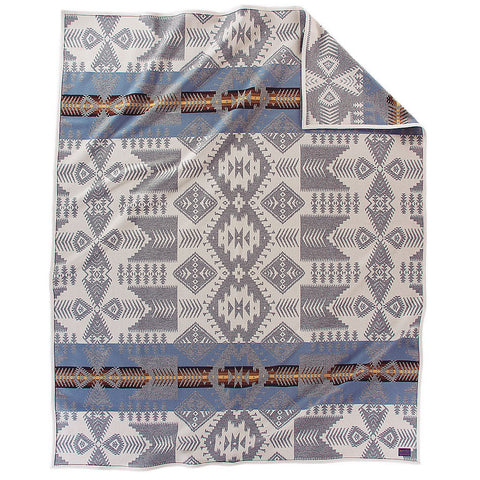 Pendleton Silver Bark Blanket (Robe Size) - True North Gallery