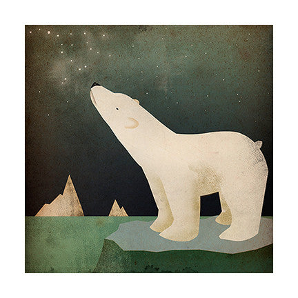 Polar Bear Constellations - True North Gallery