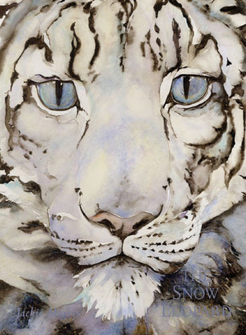 The Snow Leopard - True North Gallery