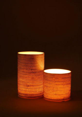 Birch Horizontal Luminary - True North Gallery