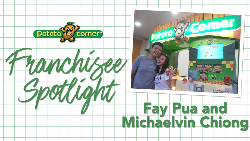 Franchisee Spotlight: Fay Pua and Michaelvin Chiong