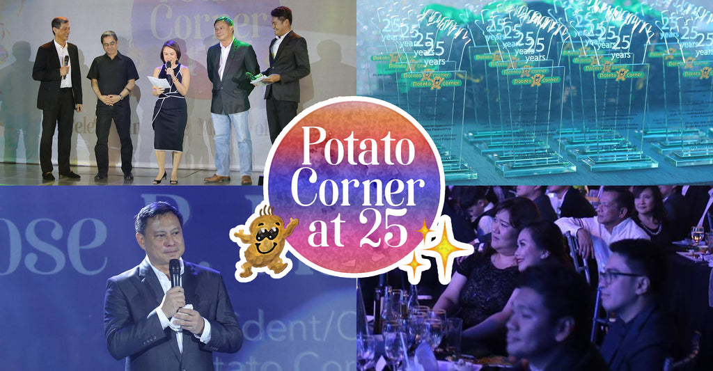 Potato Corner 25th Anniversary Highlights [FRANCHISE]