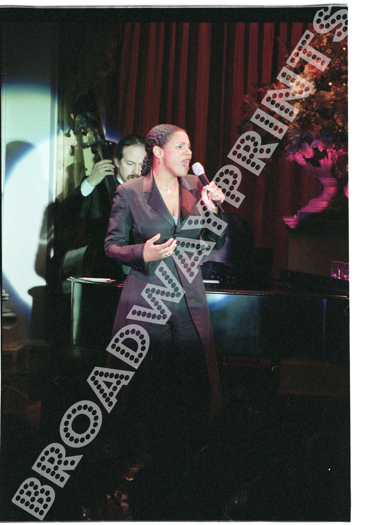 Audra McDonald 2002 Manhattan Theatre Club Winter Benefit