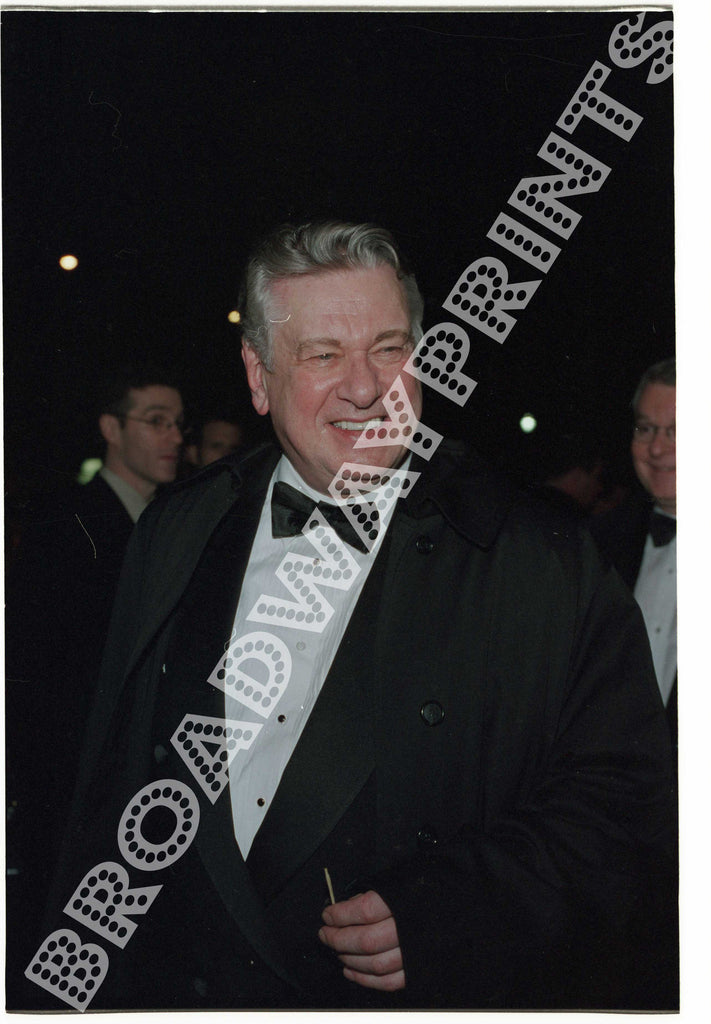 Brian Murray 2002 The Crucible Opening Night