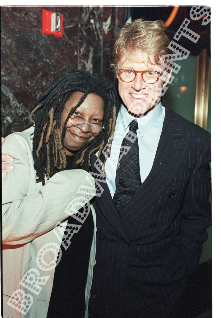 Whoopi Goldberg - Robert Redford