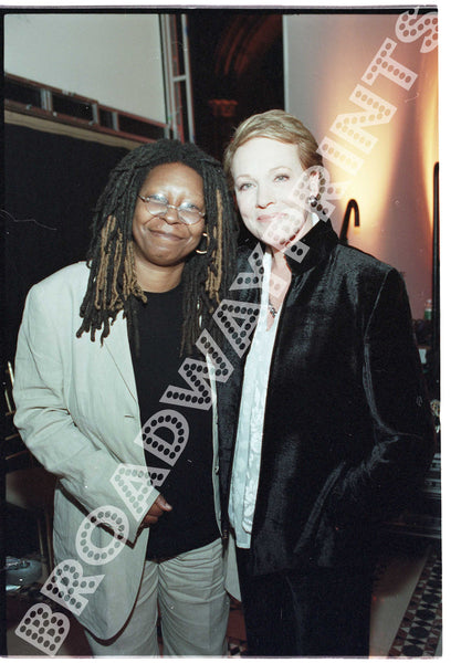 Whoopi Goldberg - Julie Andrews