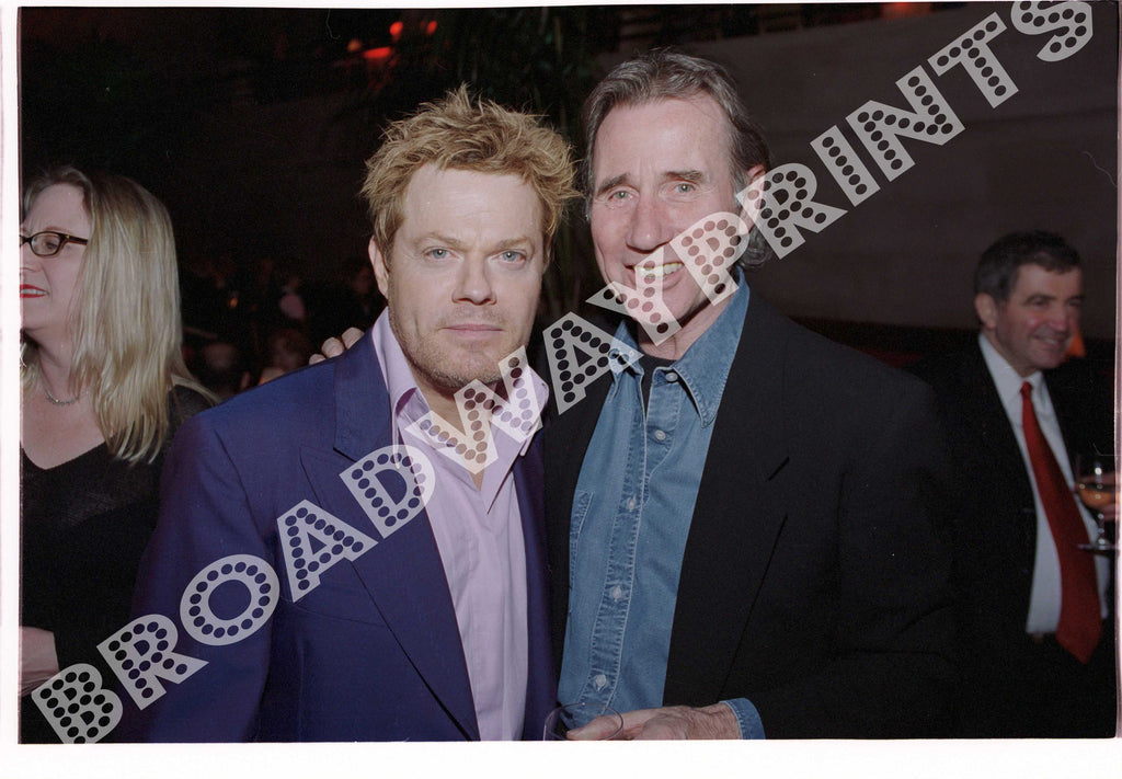 Eddie Izzard & Jim Dale Joe Egg Opening Night RTC
