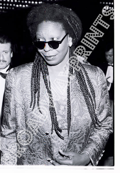 Whoopi Goldberg 1991 Tony Awards
