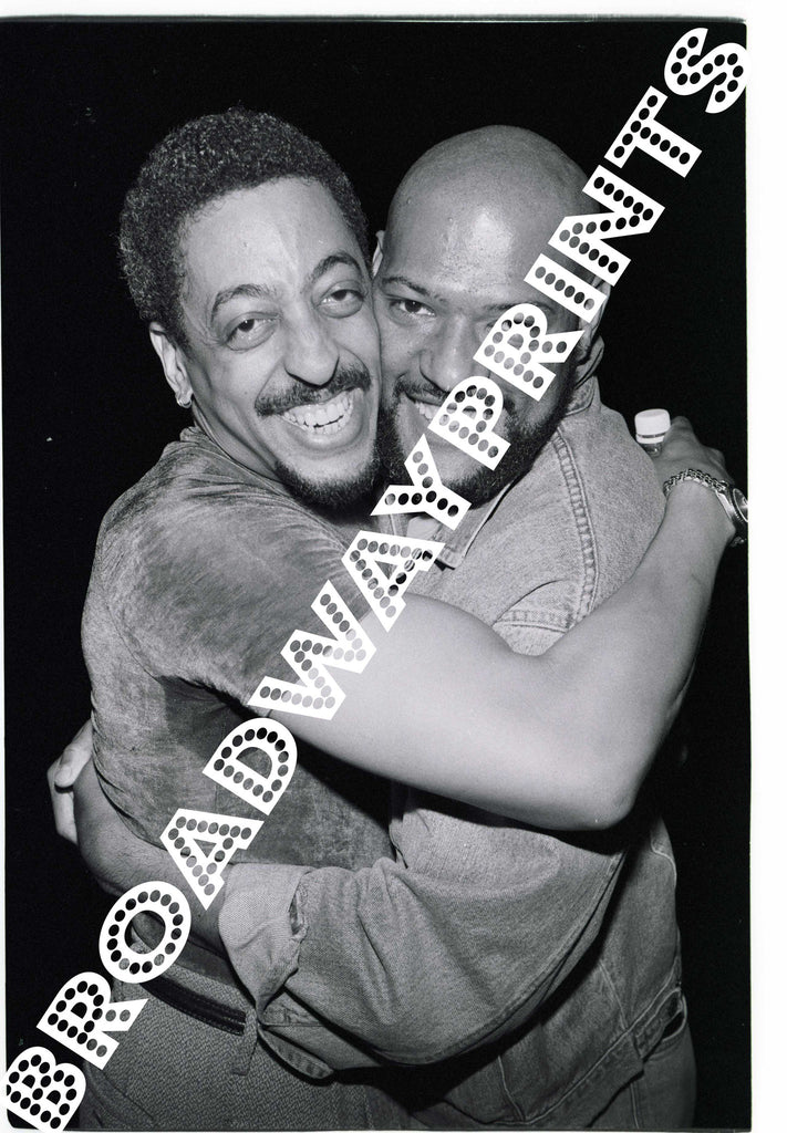 Gregory Hines and Laurence Fishburne