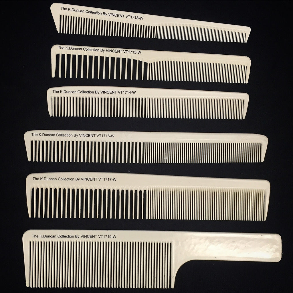 THE KD CUTTING COMB COLLECTION
