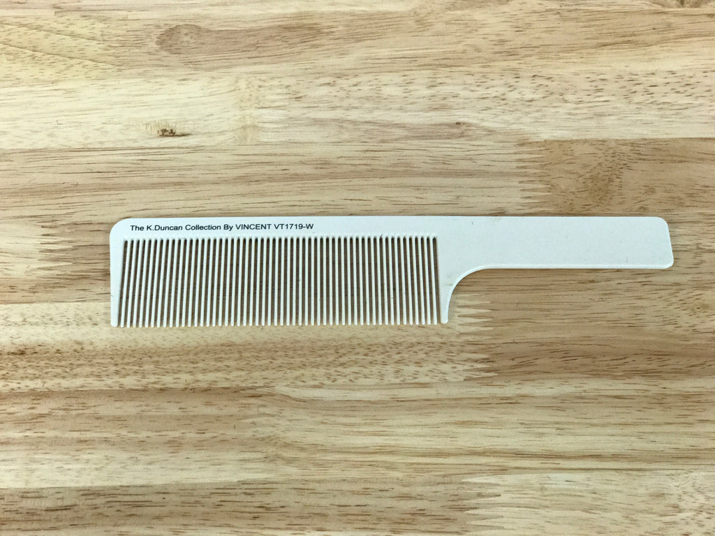 K.Duncan Finetooth Clipper Comb