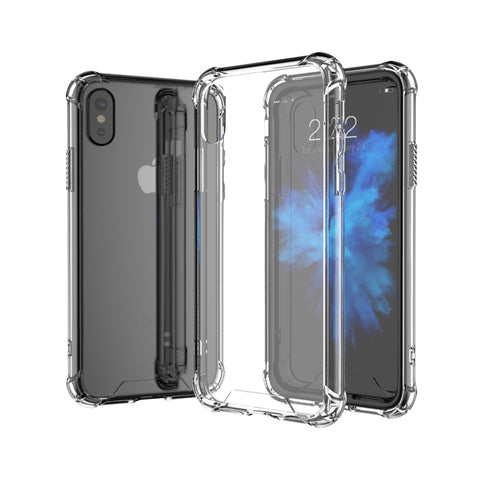iPM iPhone 7/7+/8/8+ Clear Protective Case
