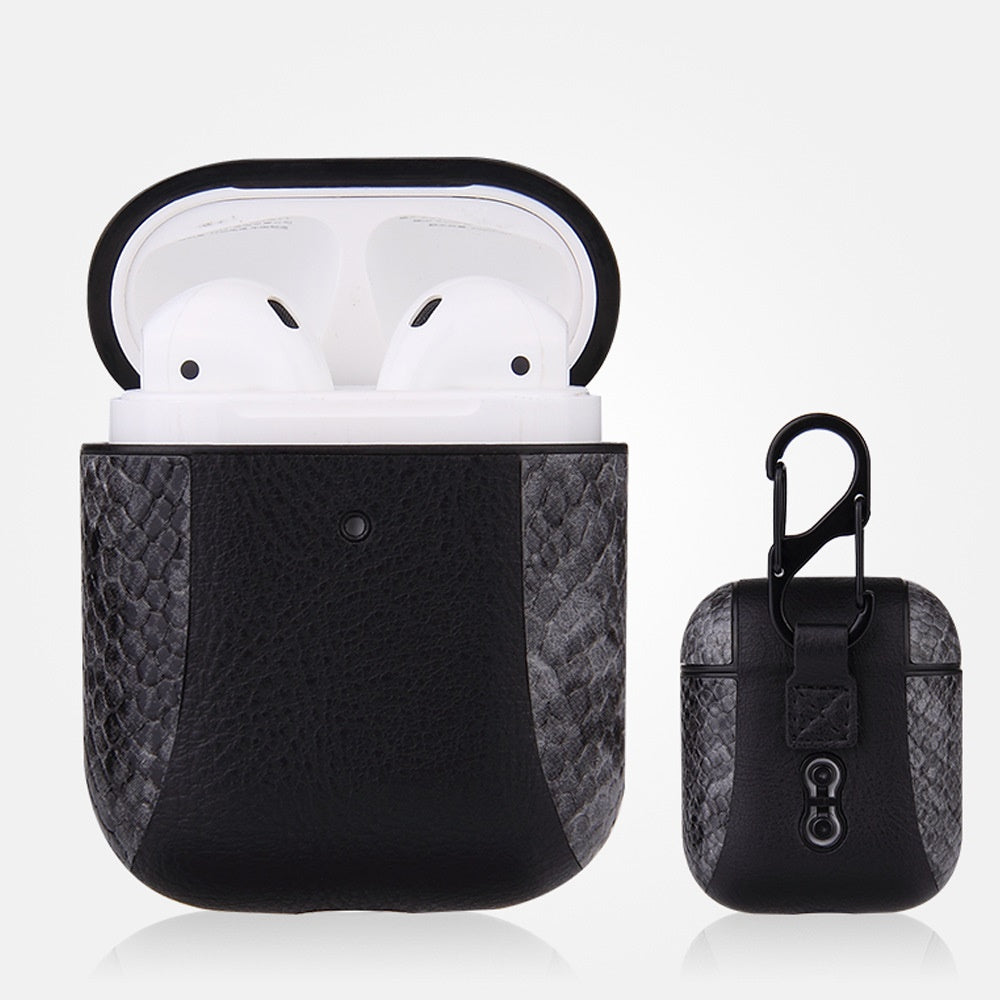 iPM PU Leather Protective Case For Airpods