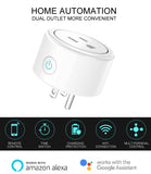 iPM Wi-Fi Smart Socket – Works With Alexa & Google Play