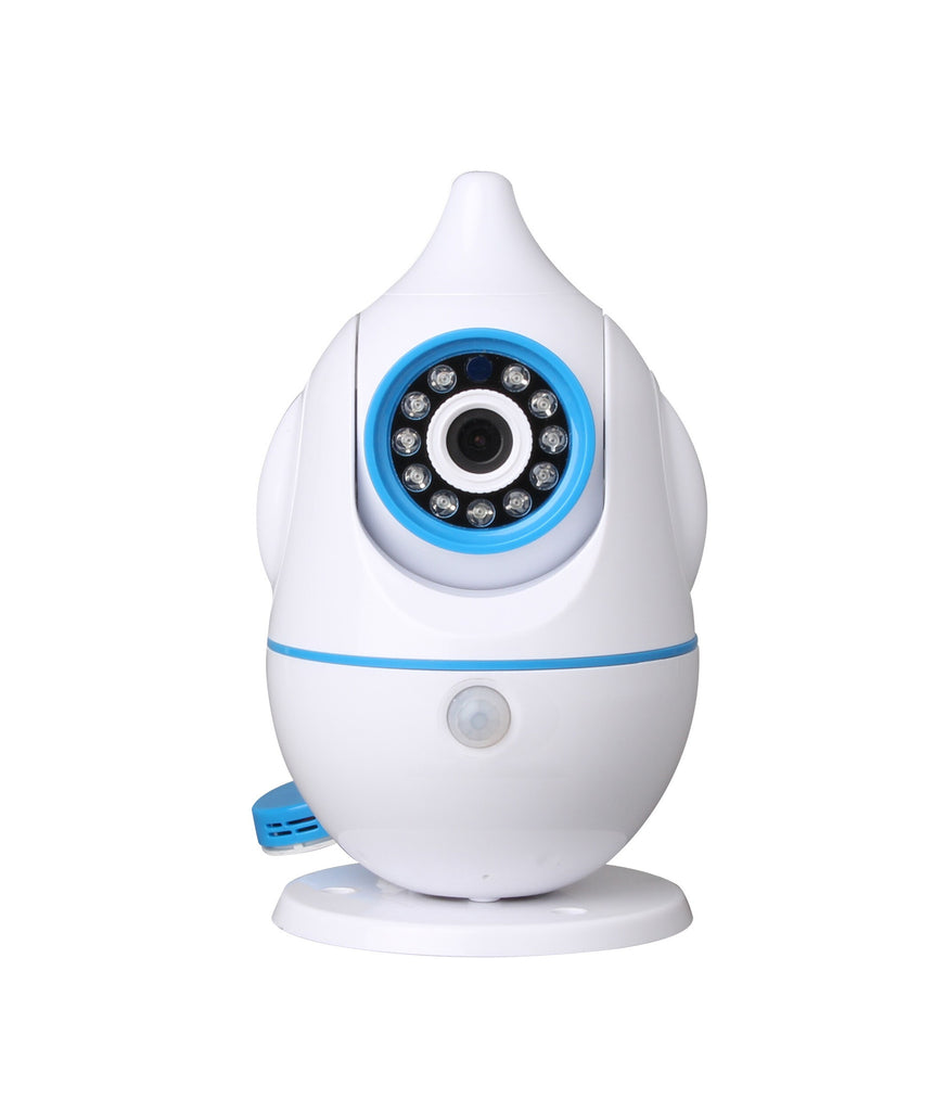 iPM Two-Way Wireless Baby Monitor - with Music Player & Alarm System