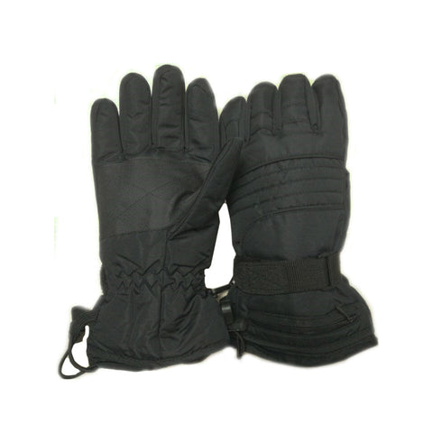 iPM Black Battery Heated Unisex Outdoor Gloves