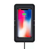 IPM C6 Car Skid Proof Qi Wireless Charger Launching Pad Mobile Phone Chargers Universal Holder Stand For iPhone X 8 Plus Samsung S7 S6 S8 Note8