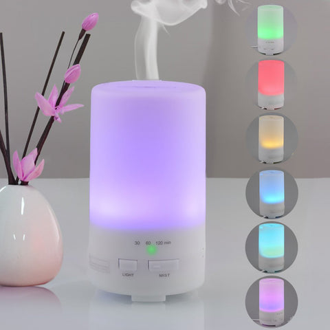 iPM 50ML Color Changing Aroma Diffuser Humidifier MS102