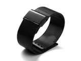 iPM Luxury Stainless Steel Tight Mesh Strap For Apple Watch AWMS001