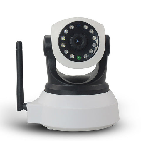 iPM 720P HD IP Camera - with Wifi Network, Night Vision, Two-Way Audio, & Pan/Tilt