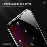 iPM Privacy Screen Protector New Generation Tempered Glass For iPhone 11 iPhone 11 Pro iPhone 11 Pro Max