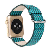 iPM Faux Snake Skin Band for Apple Watch