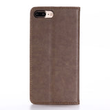 iPM Luxury Wallet Case for iPhone 7/7+/8/8+