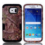 iPM Samsung Galaxy S6 Camouflage Real Tree Rugged Protective Cases