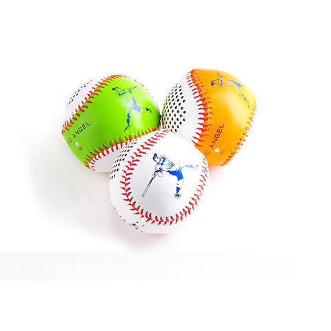 iPM BoomSound Leather Baseball Bluetooth Speaker